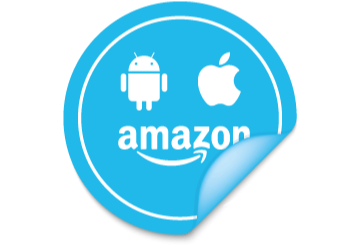 Compatible con Android, iOS y Amazon